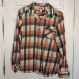Men's large True Religion button down